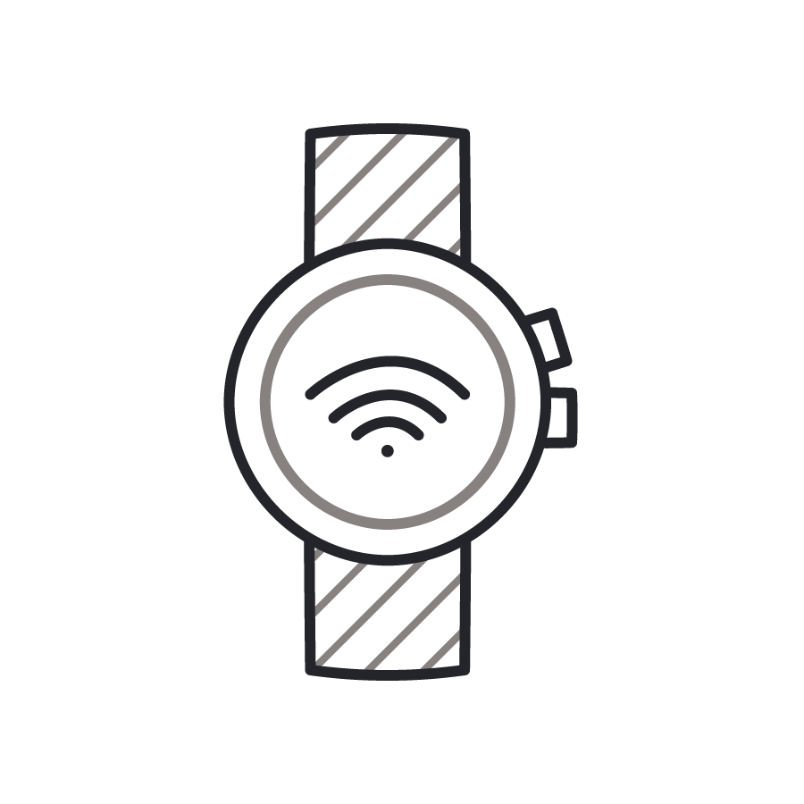 Connected Devices and Making Icon